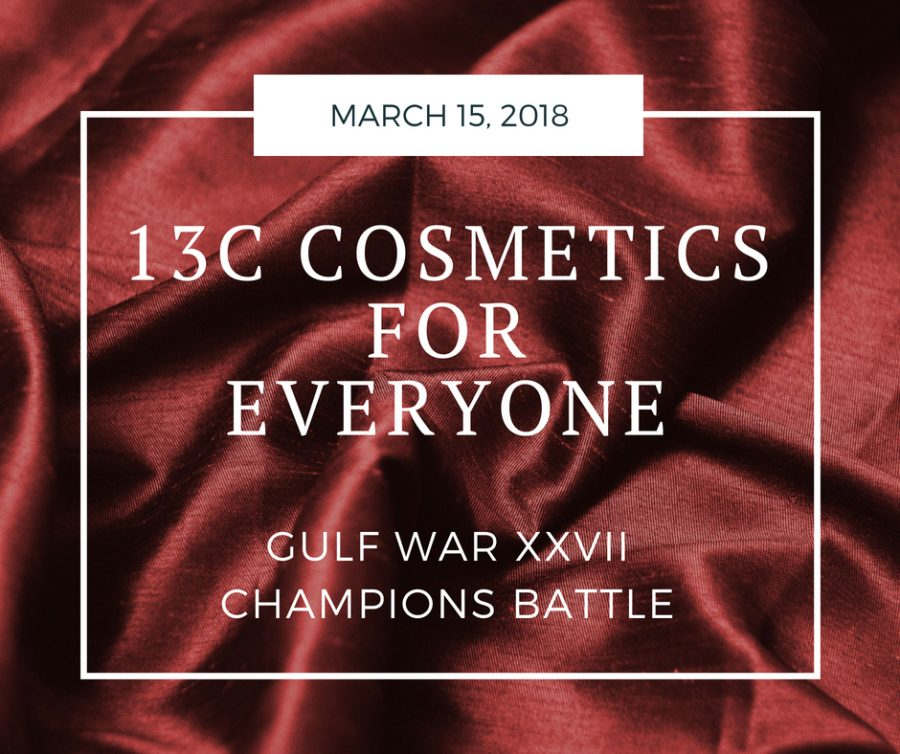13 c Cosmetics for Everyone